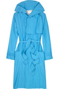 Helmut Lang - Trench - STUNNING in AQUA ~