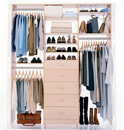 Delicieux Feng Shui Organized Closet
